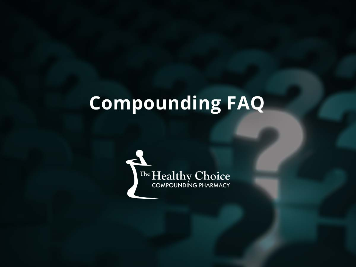Compounding FAQ